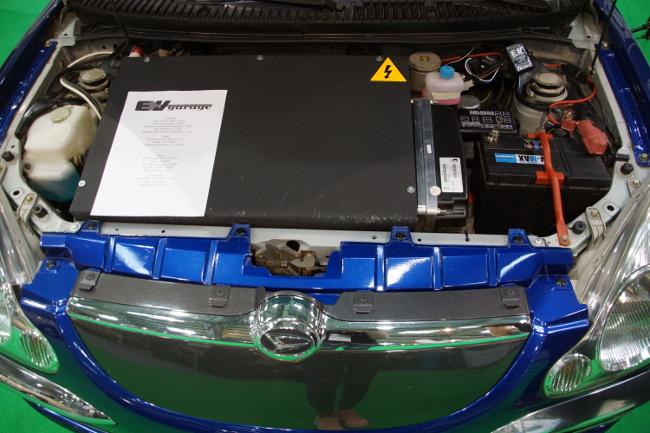 silnik elektryczny daihatsu sirion