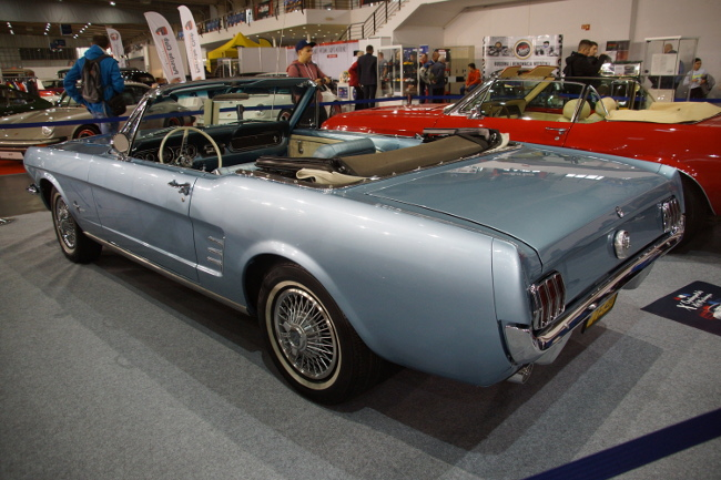ford mustang cabrio 1966