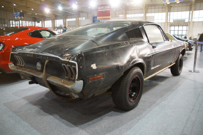 ford mustang gt 390 fastback 1968