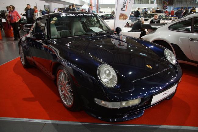 Porsche 911 (993 Carrera C2) 1996