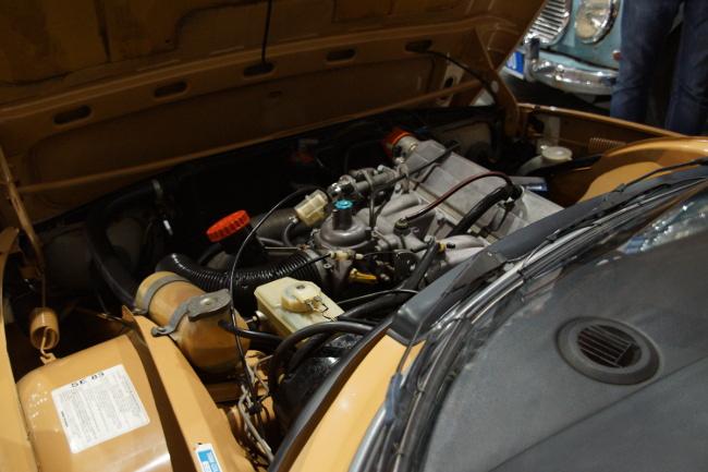 Silnika Saab'a 99