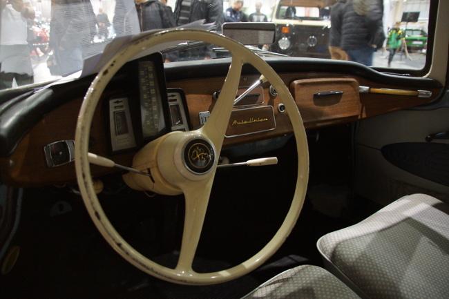 Kokpit Auto Union 1000