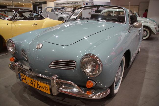 Volkswagen Karmann 1968