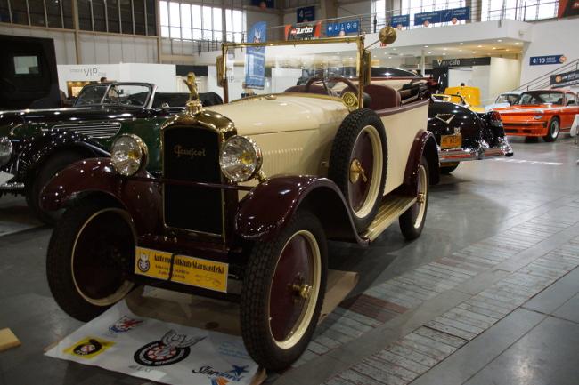 Peugeot 127 R - Torpedo 1924 r.