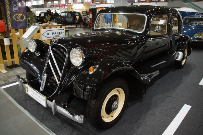 Citroen Traction Avant 1955 r.