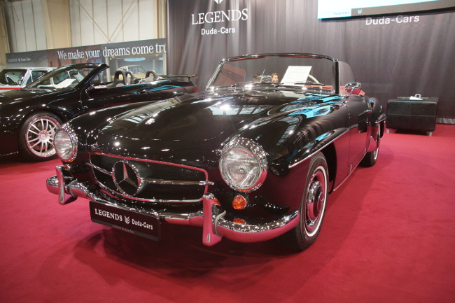 Mercedes Benz 190SL W121