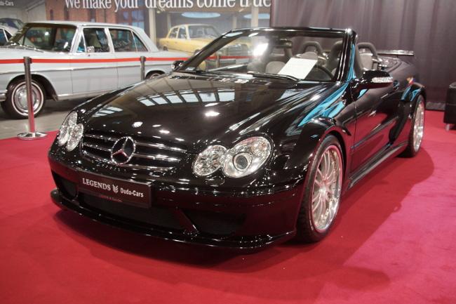 Mercedes Benz CLK DTM AMG Cabrio