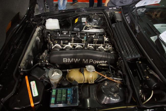 Silnik BMW M 635 CSi E24 1986'