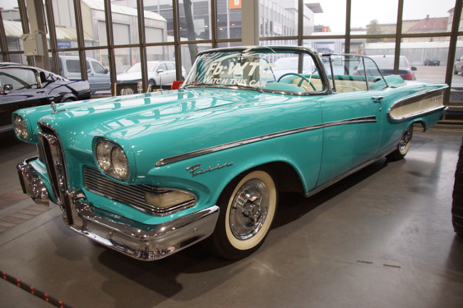 Edsel Citation 1958 r.