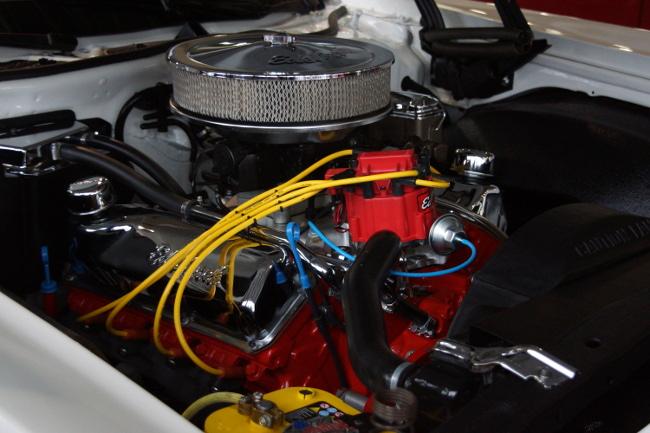 Silnik Ford Ranchero V8 5.8L
