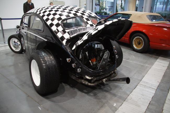 Tuningowany Volkswagen Garbus