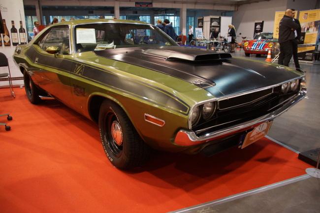 Dodge Challenger T/A 1970'