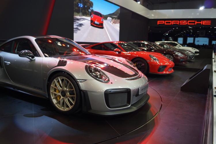 Porsche Motorshow 2018