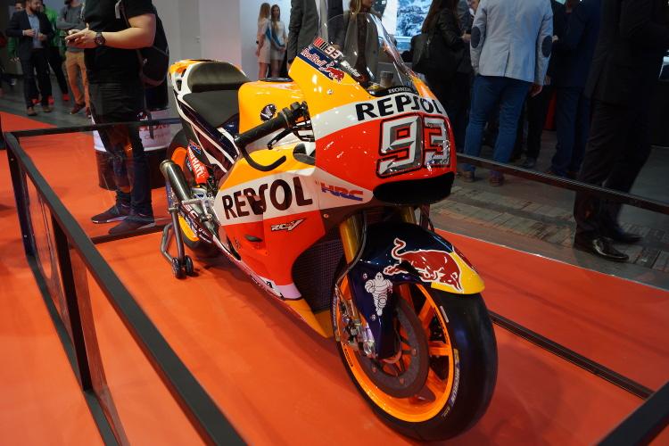 Honda Repson Marquez