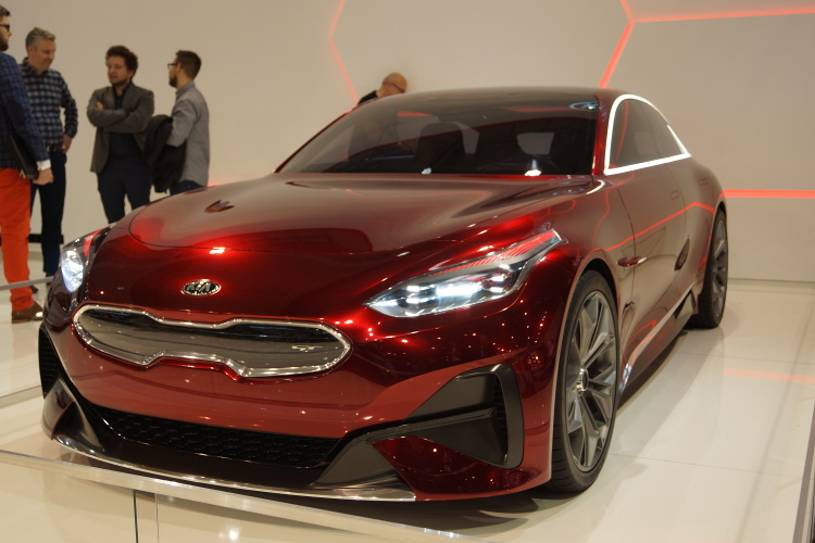 Kia concept 2018