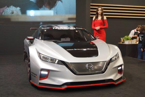 Targi motorshow 2019