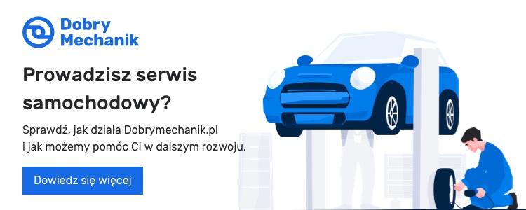 Prowadzisz serwis samochodowy?